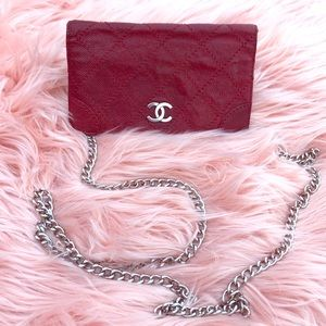 🦋Chanel Caviar Clutch/Wallet 🦋